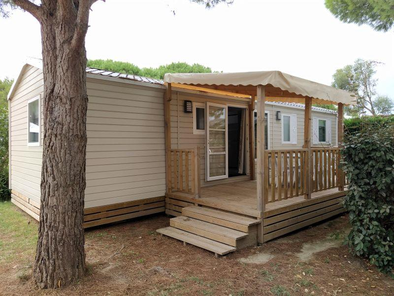 Location - Mobil-Home Quatro - 4 Chambres 2 Salles De Douche - Chadotel Camping Le Trivoly