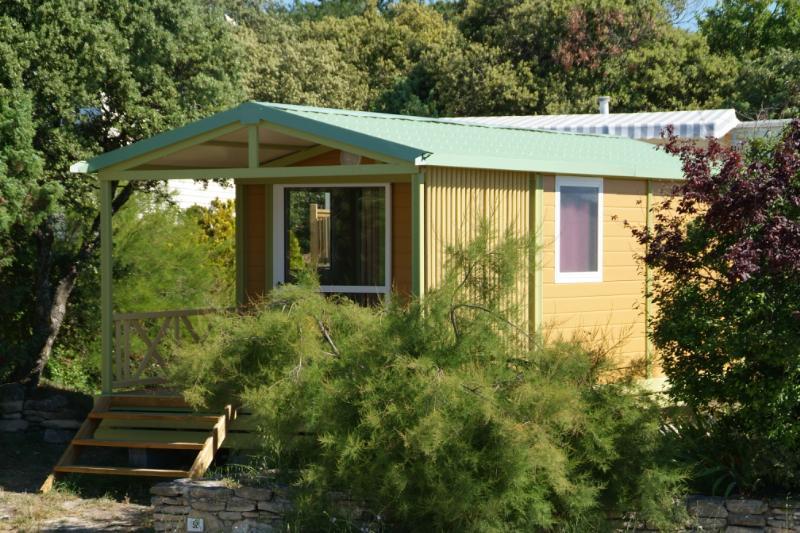 Chalet Tonga 17m² + terrasse couverte