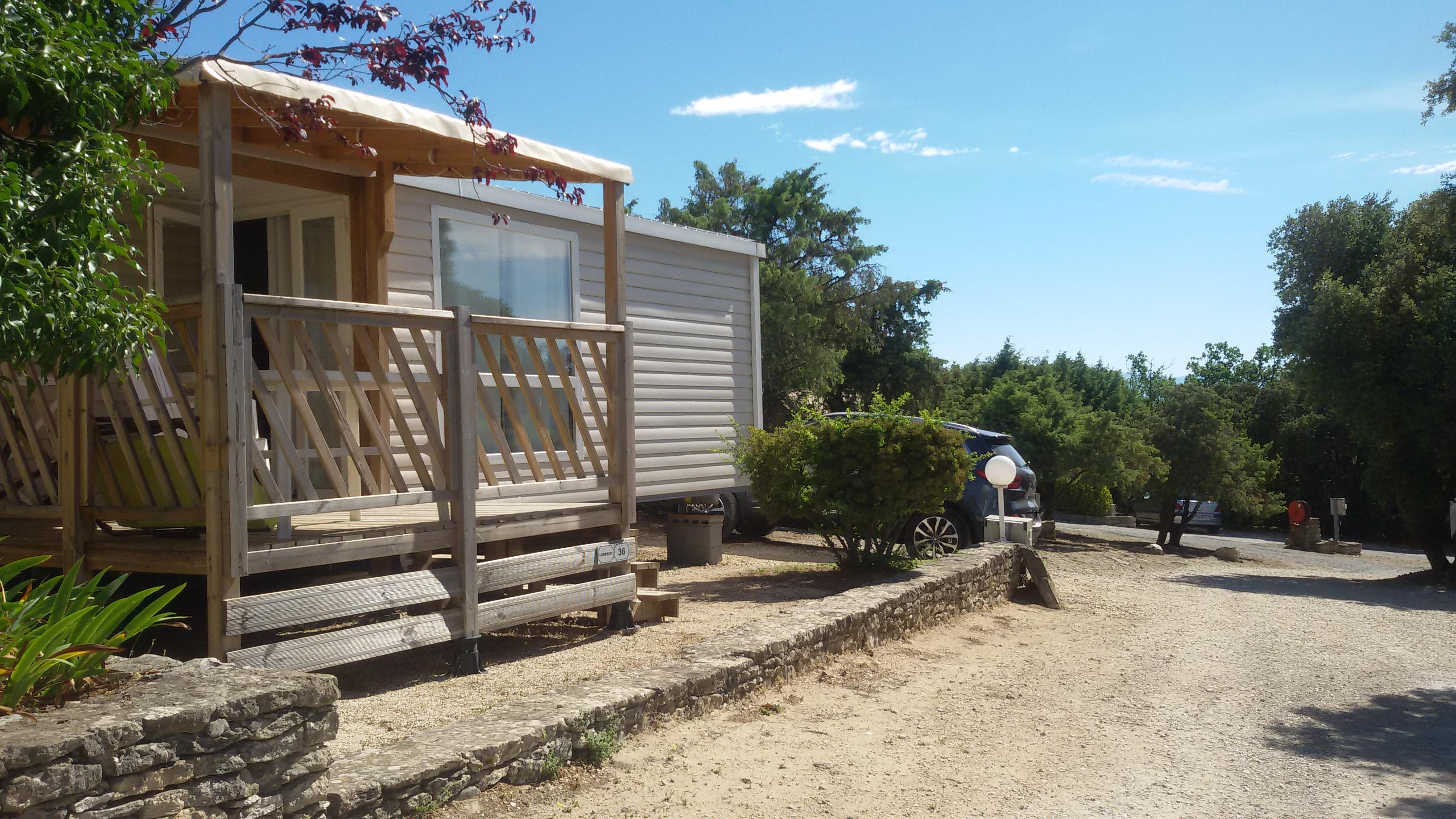 Mobile home SOLEIL 26m² gamme CONFORT