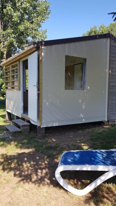 Tithome 20m², sans sanitaires (2 chambres)