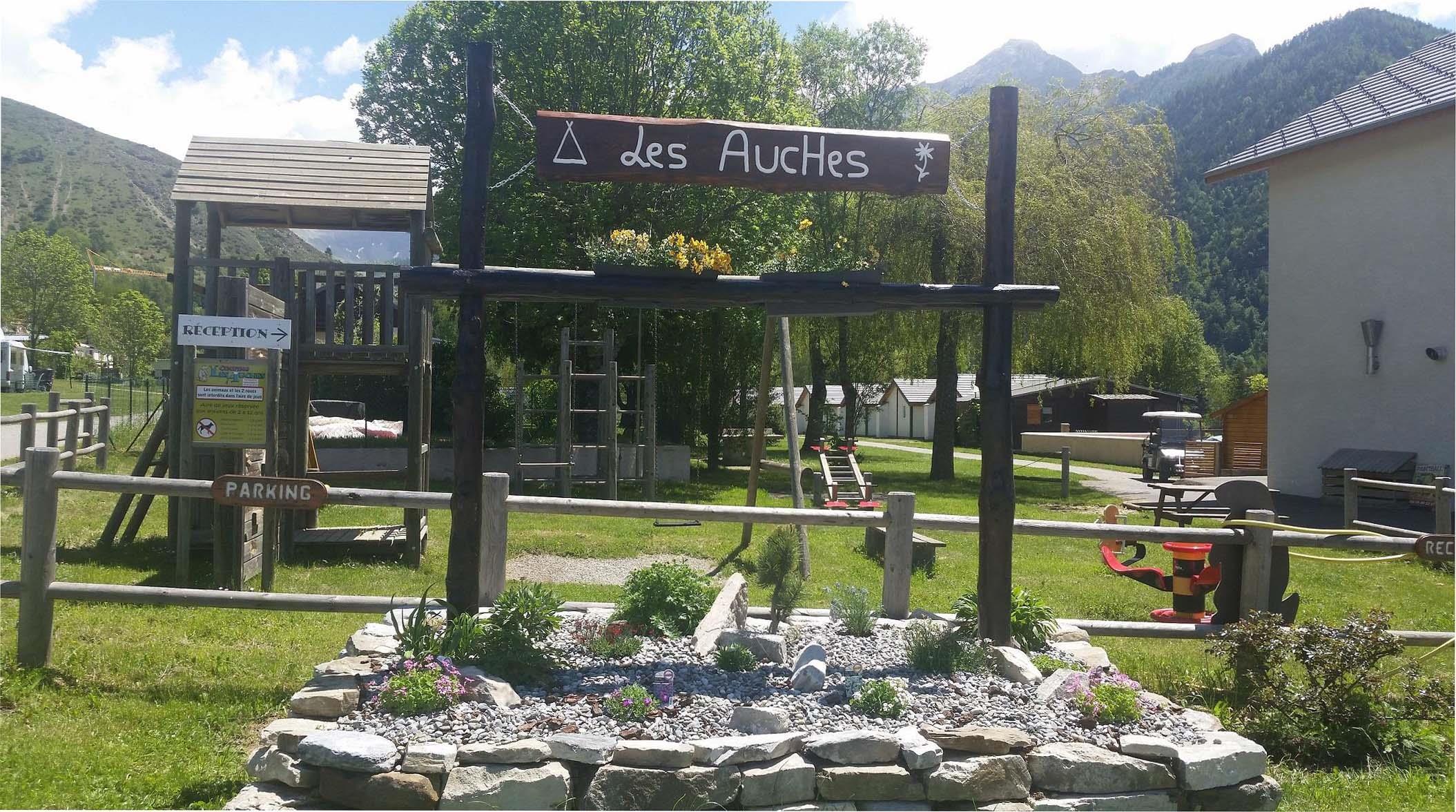 Camping les Auches, Ancelle, Hautes-Alpes