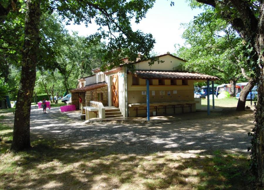 Camping Bonhomme, Vallon-Pont-d'Arc, Ardèche
