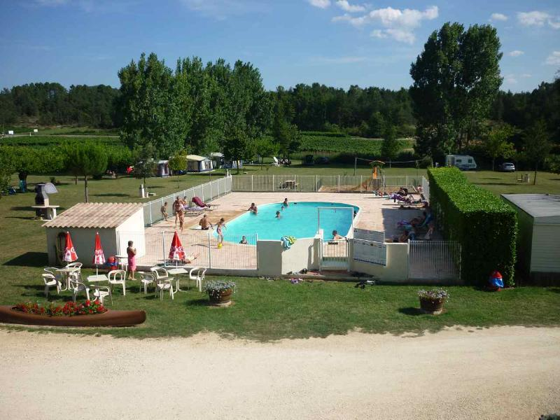 Establishment Camping La Goule - Vagnas