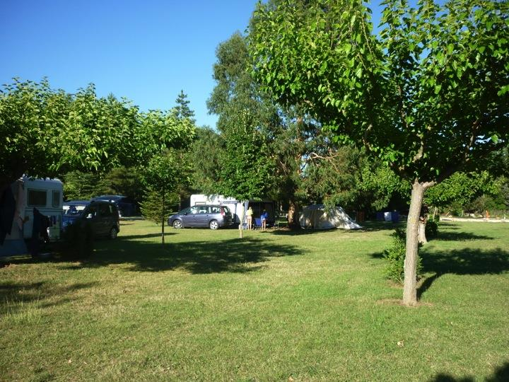 Pitch - Camping Pitch - Camping La Goule