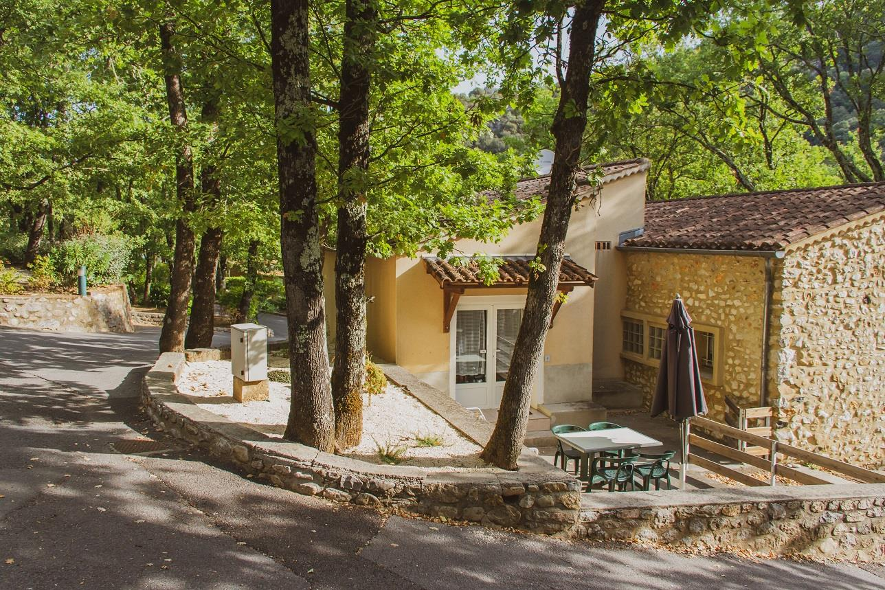 Accommodation - Air-Conditioned Accommodation - Domaine des BLACHAS