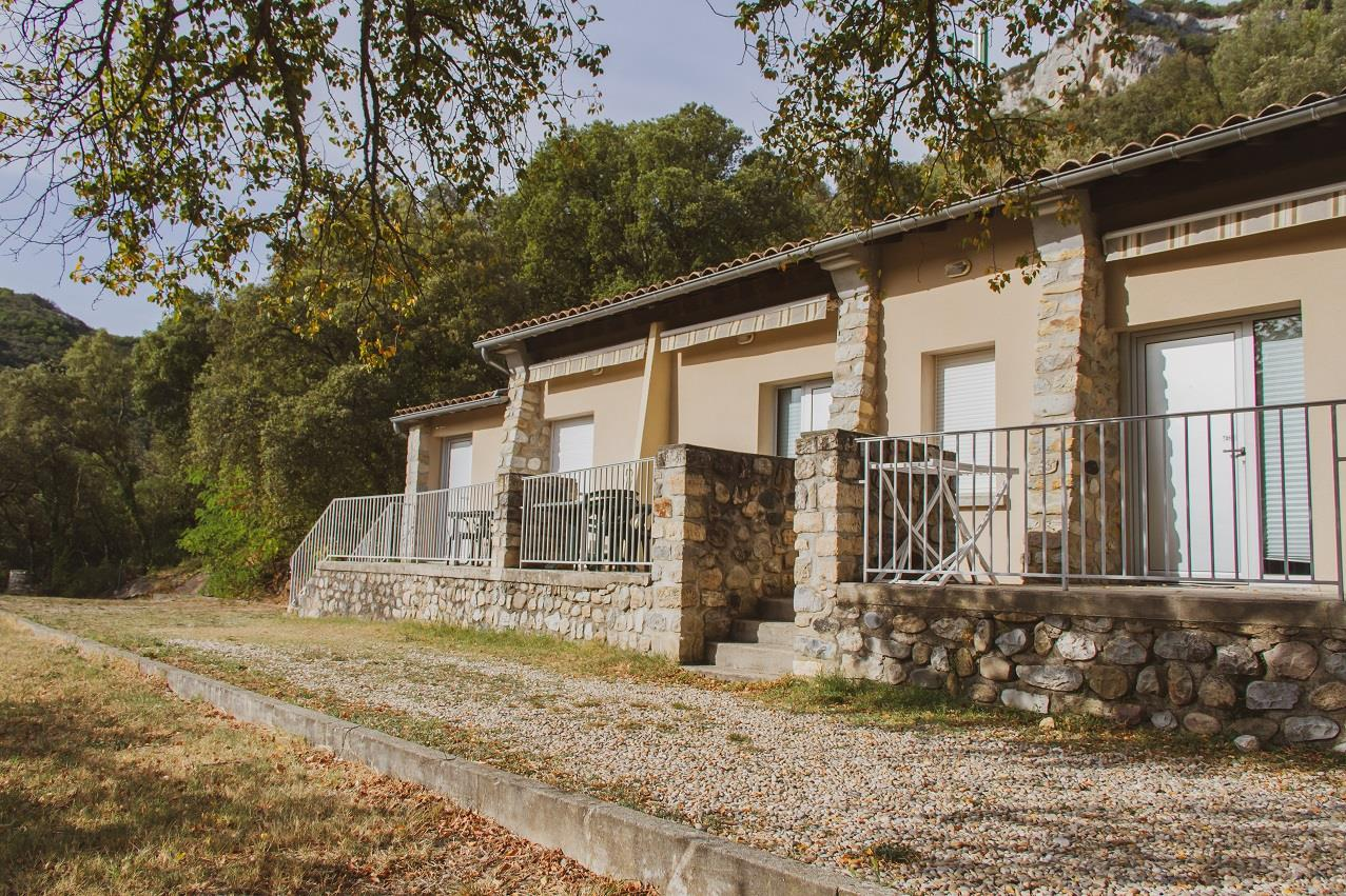 Accommodation - Pavilion - 1 Bedroom With Terrace 35 + Tv M2 - Domaine des BLACHAS