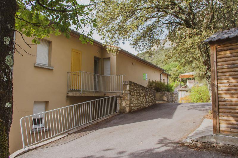 Accommodation - Rieusset - 1St Floor Flat With Balcony +Tv - 35M2 - Domaine des BLACHAS