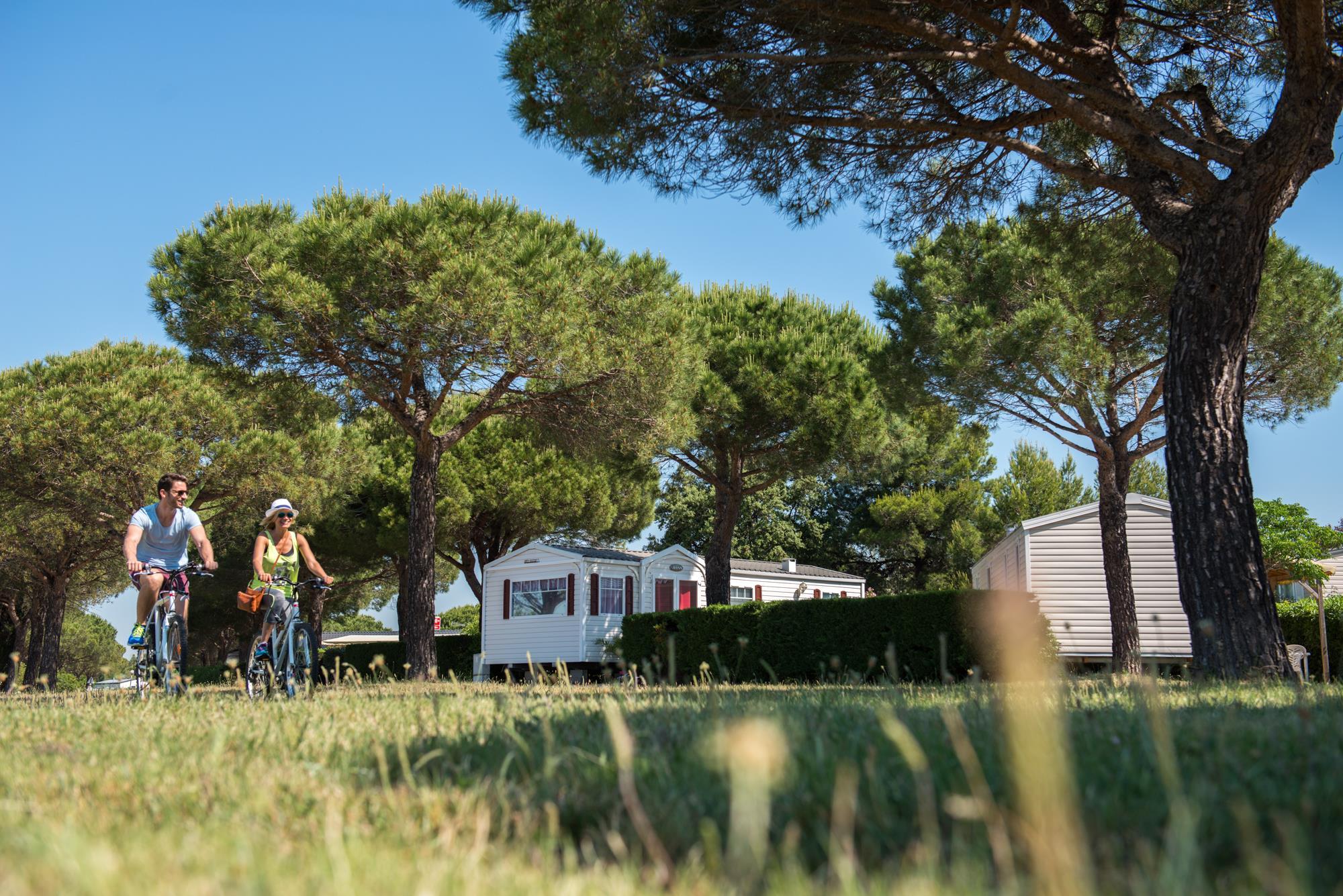Siblu Camping le Lac des Reves, Lattes, Hérault