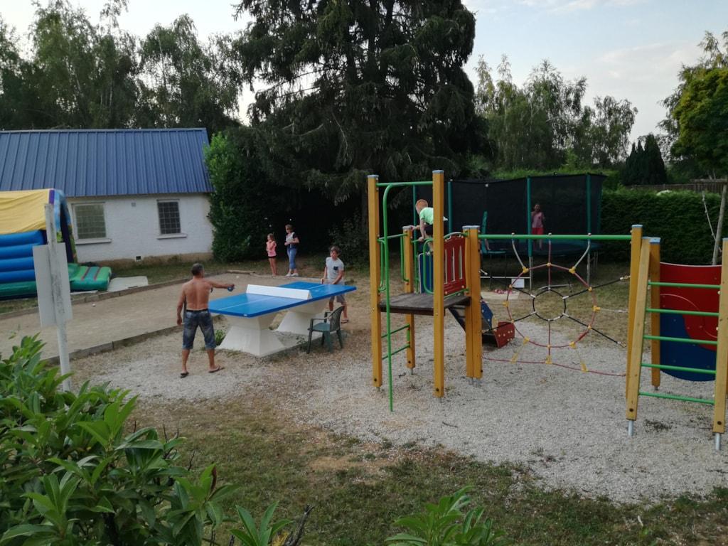 Camping Smile Et Braudières