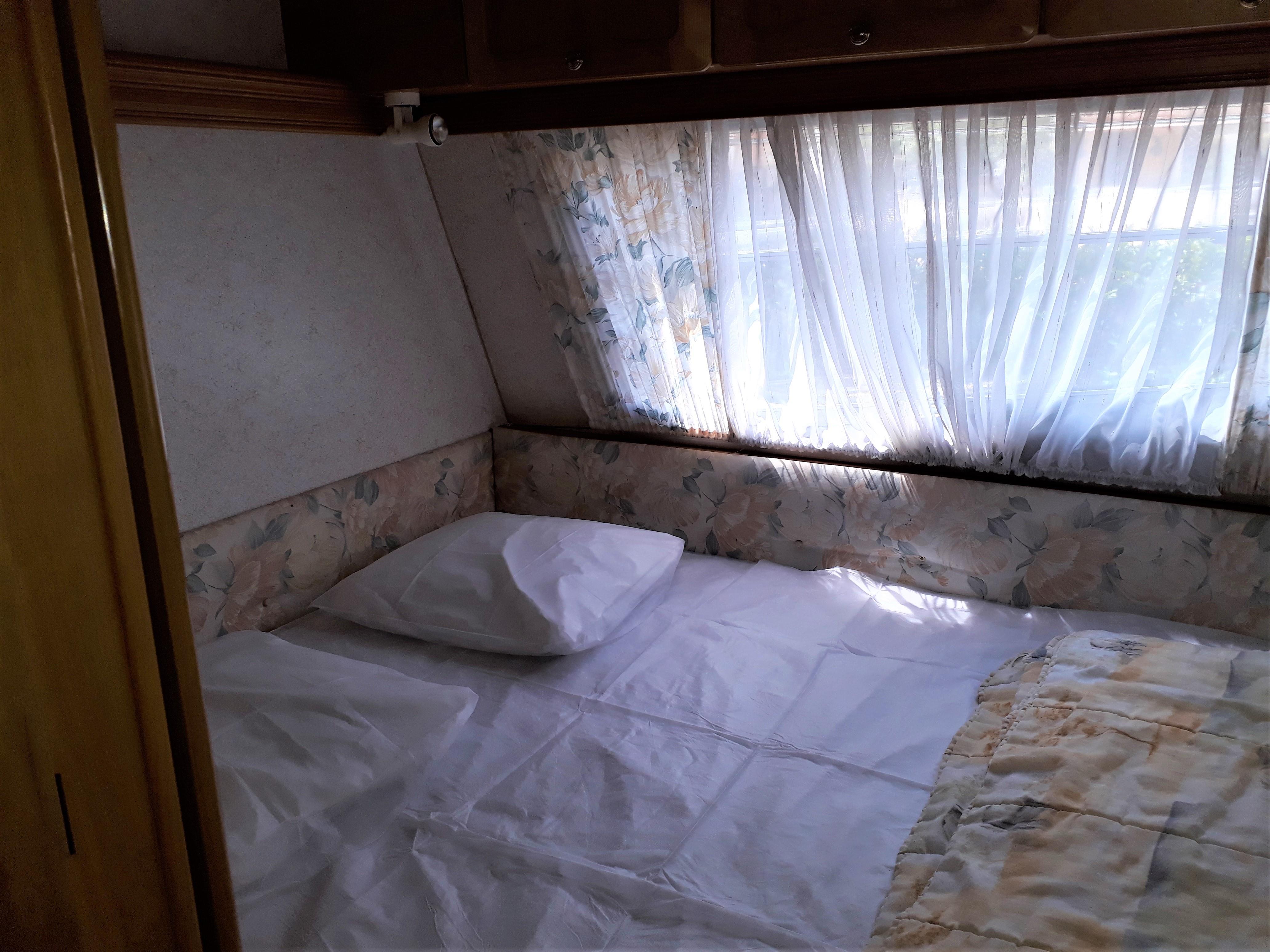 Location - Caravane - Camping de Retourtour