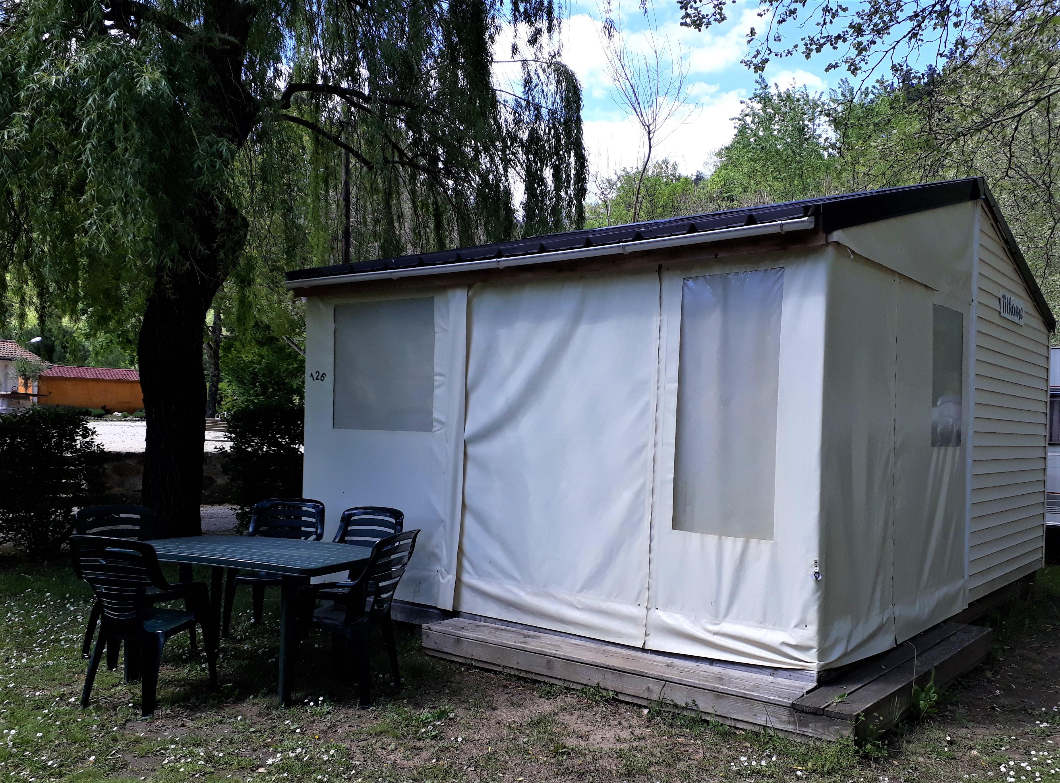 Location - Tithome - Camping de Retourtour