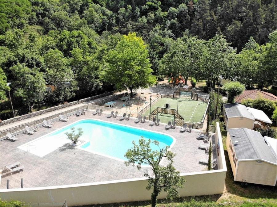 Camping De Retourtour - Lamastre