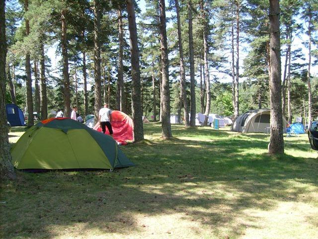 Forfait emplacement tente/caravane/camping-car