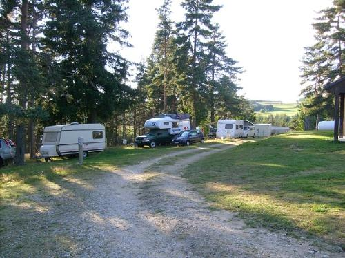 Camping Lac de Devesset, Devesset, Ardèche