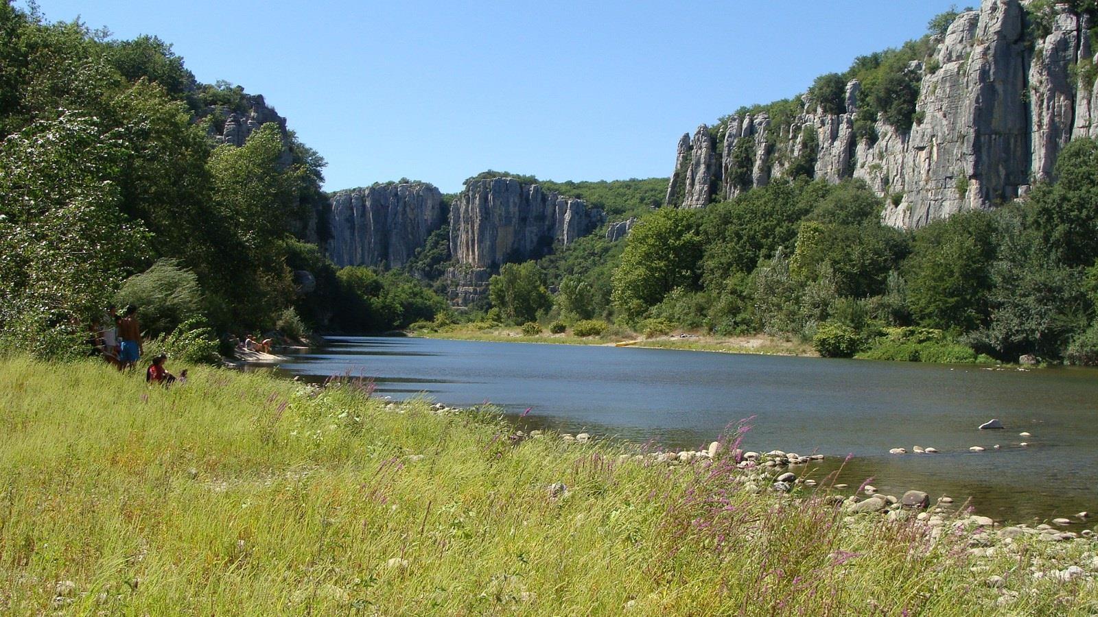 Camping la Vignasse, Berrias-et-Casteljau, Ardèche