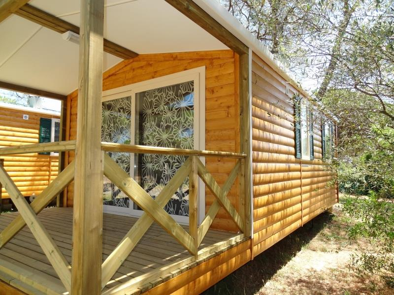 Location - Mobil Home Habana Top Presta 24M² - Capfun - Camping Le Merle Roux