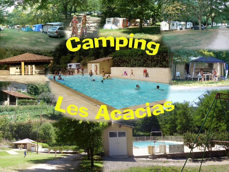 Pitch - Pitch + Vehicle - Camping Les Acacias