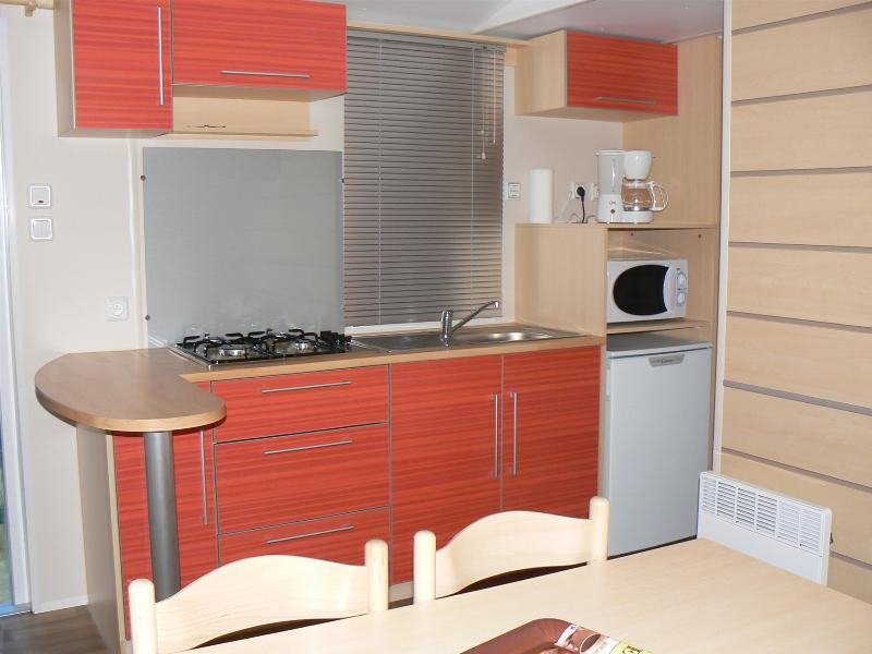 Location - Mobil Home - Camping Les Acacias