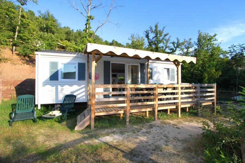 Location - Sunêlia Confort Plus 3 Chambres 33M² - Camping Domaine Les Ranchisses