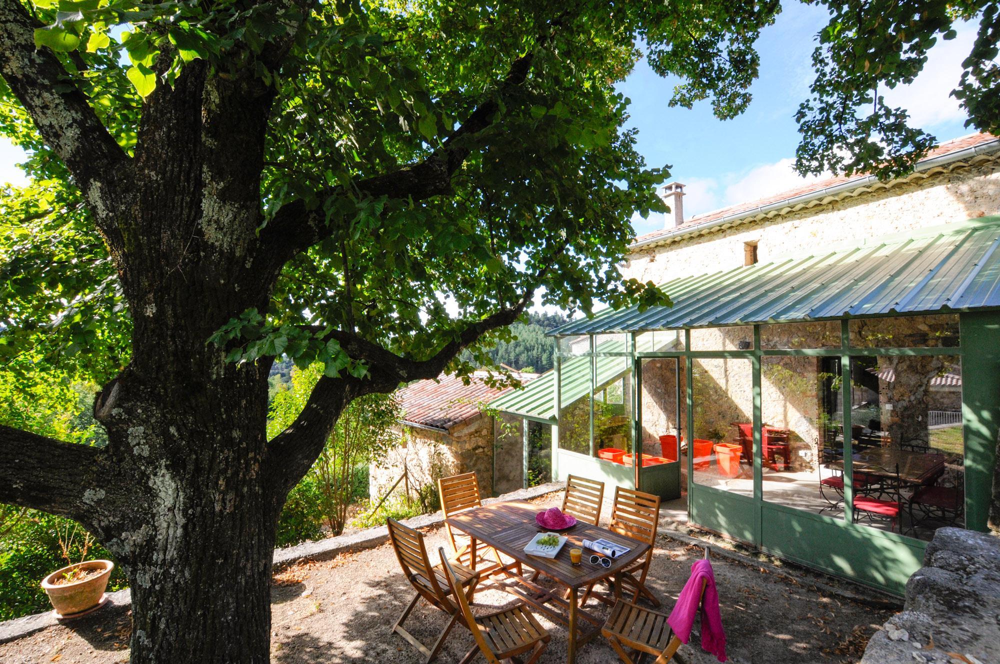 Location - La Maison D'hermine - Camping Domaine Les Ranchisses