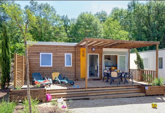 Location - Sunêlia Prestige Loft 32 M² 3 Chambres - Camping Domaine Les Ranchisses
