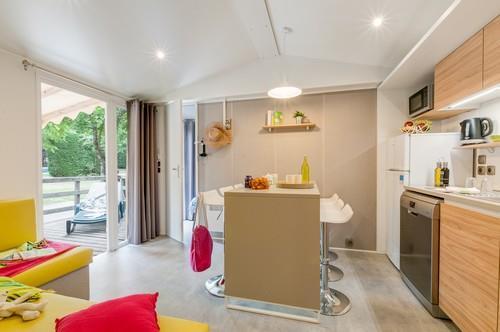 Location - Sunêlia Prestige Premium 34M² 2Chambres + 2 Sdb - Camping Domaine Les Ranchisses