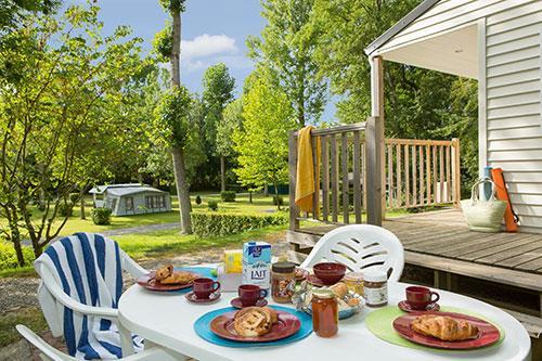 Location - Cottage Aramis - 2 Chambres *** - Yelloh! Village Le Talouch