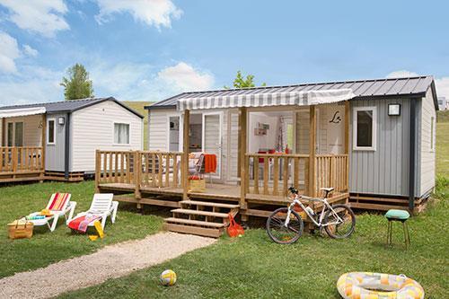 Location - Cottage D'artagnan - 2 Chambres **** - Yelloh! Village Le Talouch