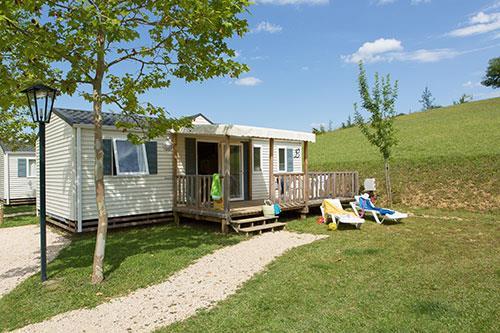 Location - Cottage Roi Louis - 3 Chambres **** - Yelloh! Village Le Talouch