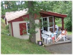 Location - Chalet / Gîte - Camping Domaine le Castagné