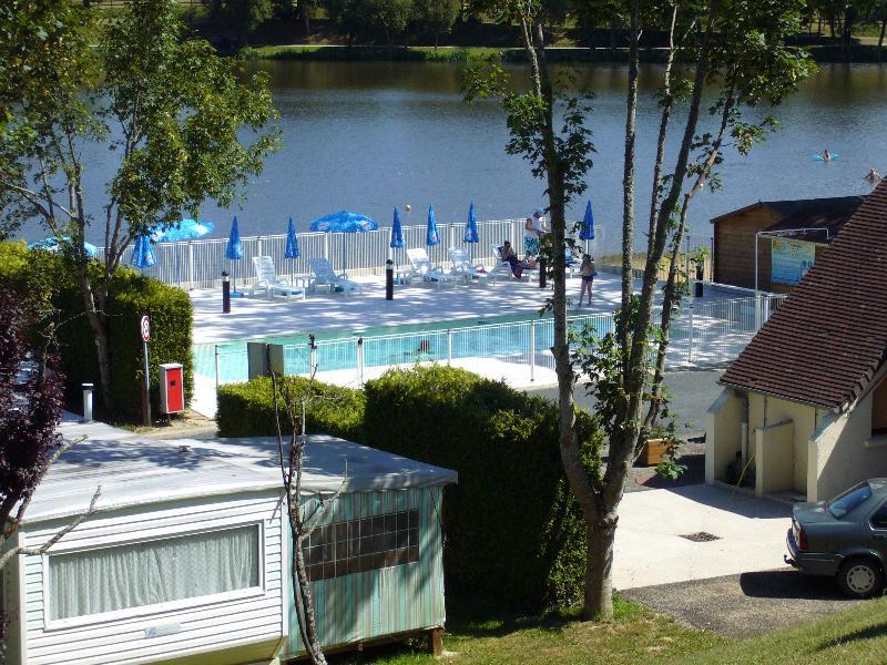 Camping de Montreal, Saint-Germain-les-Belles, Haute-Vienne