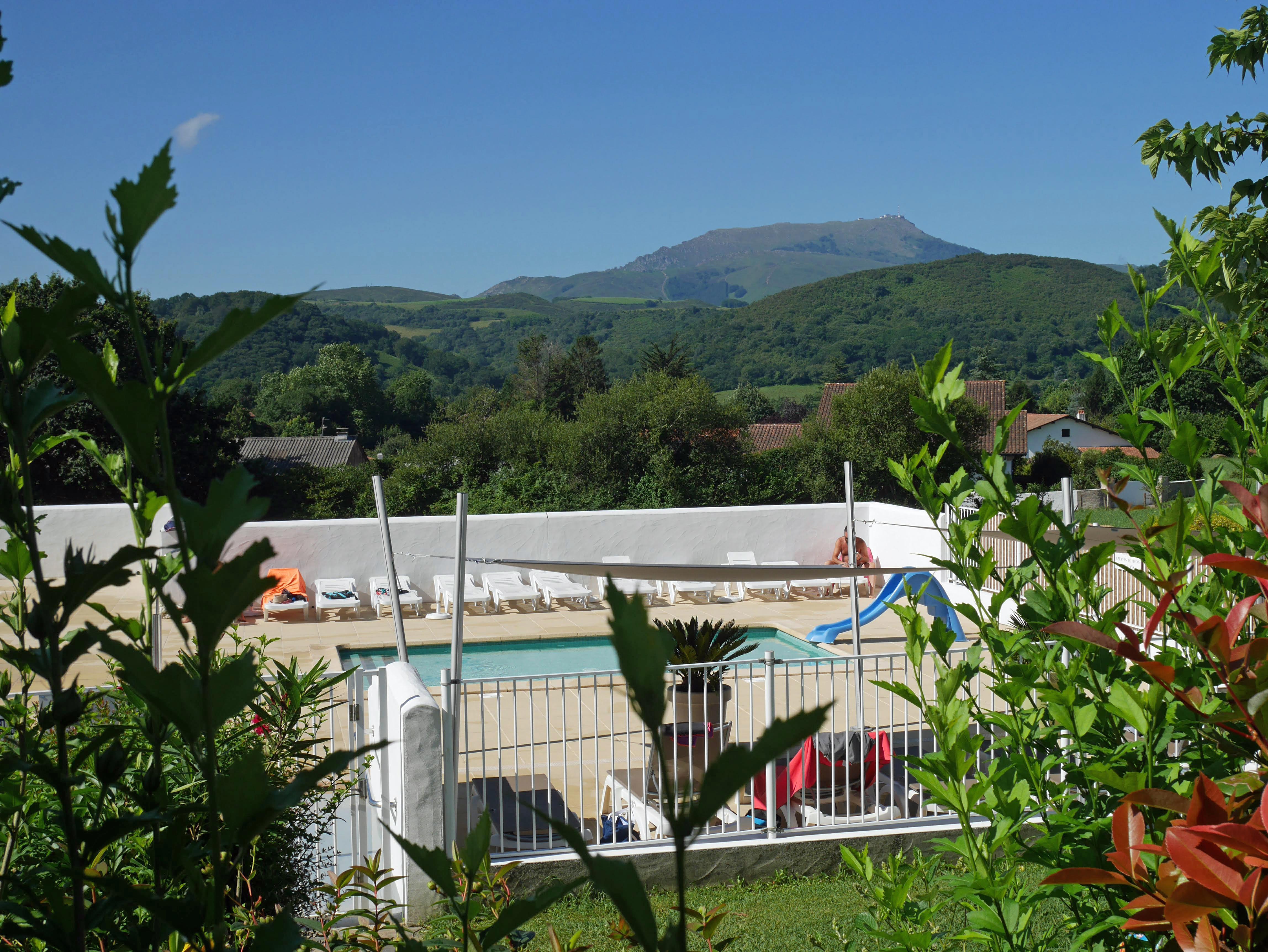 Camping Goyetchea, Saint-Pee-sur-Nivelle, Pyrénées-Atlantiques