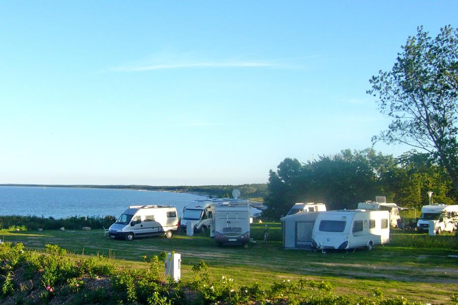 Emplacement - Emplacement + Voiture - KNAUS Campingpark Rügen