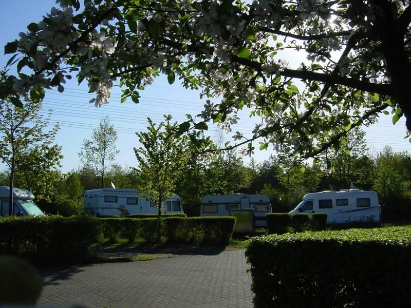 Emplacement - Emplacement - KNAUS Campingpark Hamburg