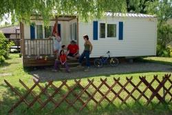 Mobil-Home 2 Chambres Evasion Climatisé