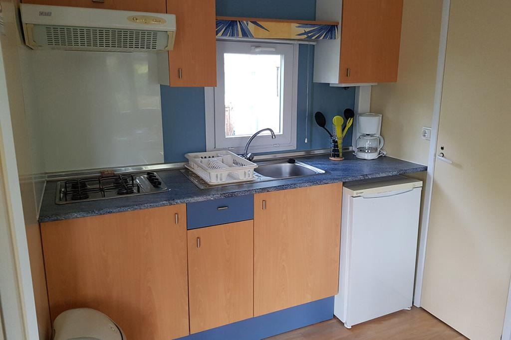 Mobil-Home 2 Chambres Evasion