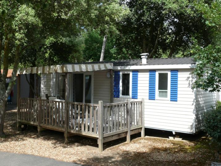 MH (- 7 ans) Gamme Espace 2 chambres 25 m² (3 lits dans la chambre enfants)-1