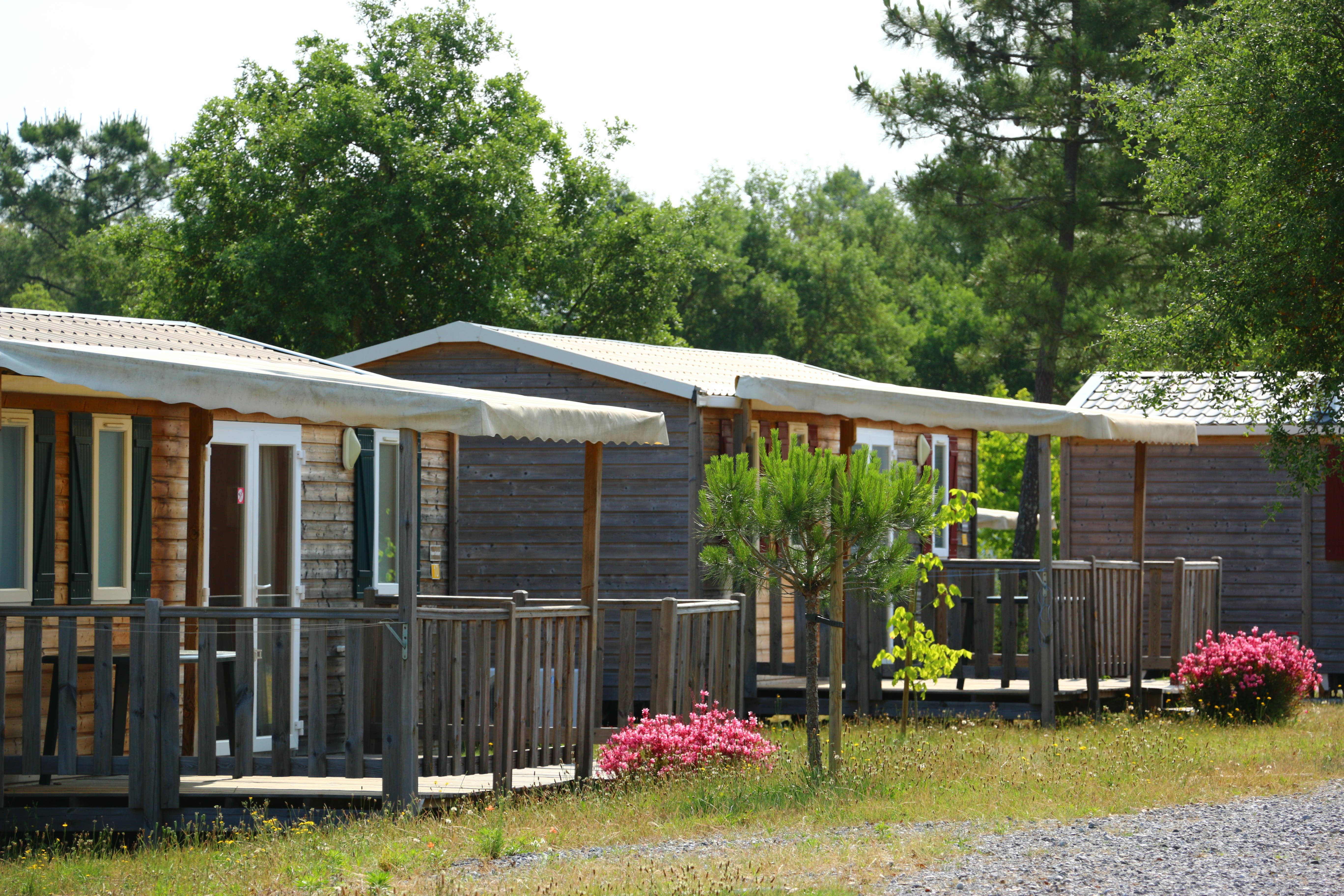 Location - Super Confort Avec Climatisation - Camping L'Airial