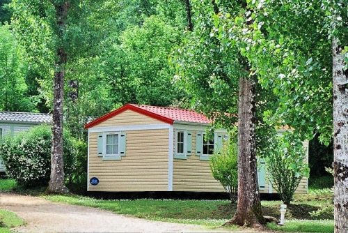 Mobil-Home A : 26M² 2 Bedrooms
