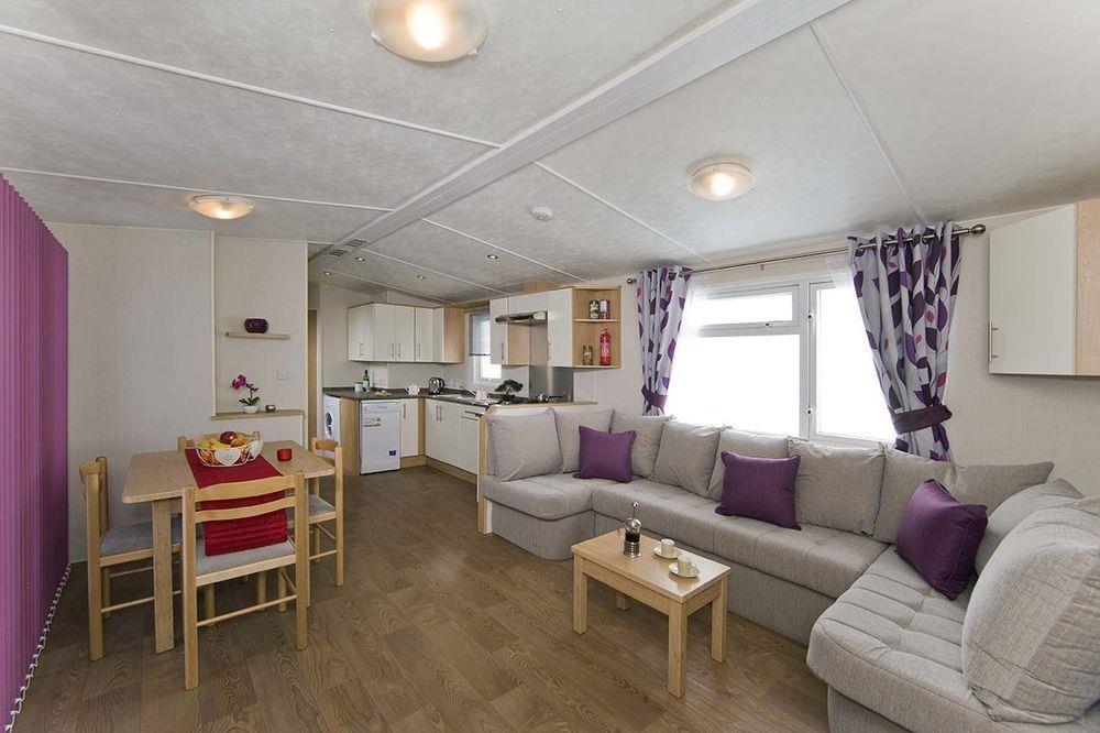 Location - Mobil Home 65 M2 (3 Chambres) - Forfait Curiste 23 Nuits - Camping Les Lacs de Courtès