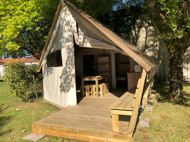 Camping du Petit Pont, Arvert, Charente-Maritime