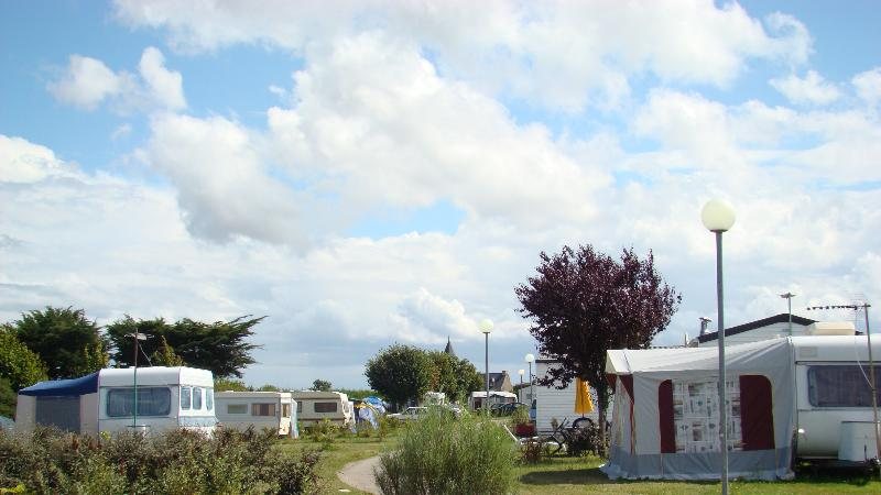 Camping le Clos Tranquille, Saint-Cast-le-Guildo, Côtes-d'Armor
