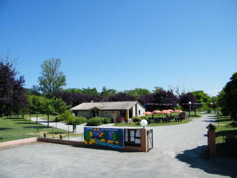 Camping les Eychecadous, Artigat, Ariège
