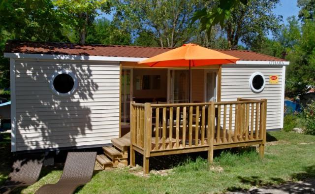 Location - Cottage Patio***  2 Chambres + 2 Sdb - Yelloh! Village Le Lac des Trois Vallées