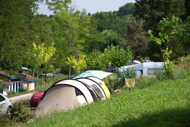 Camping le Lac Des 3 Vallées, Lectoure, Gers
