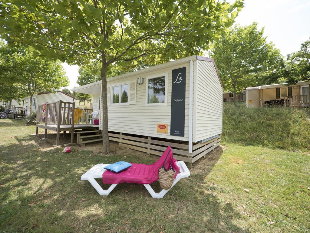 Location - Cottage Pastel ***  2 Chambres - Yelloh! Village Le Lac des Trois Vallées