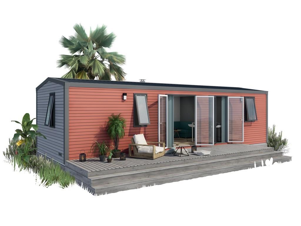 Location - Cottage Smala *** (4 Chambres) - Yelloh! Village Le Lac des Trois Vallées