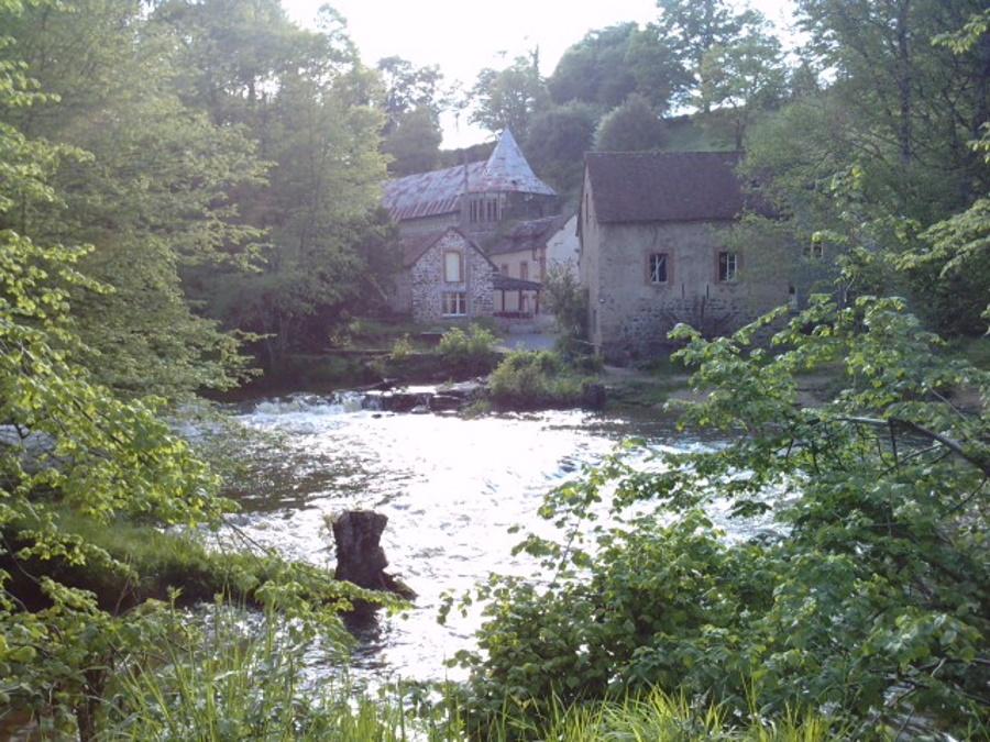 Camping Moulin de Piot, Chéniers, Creuse