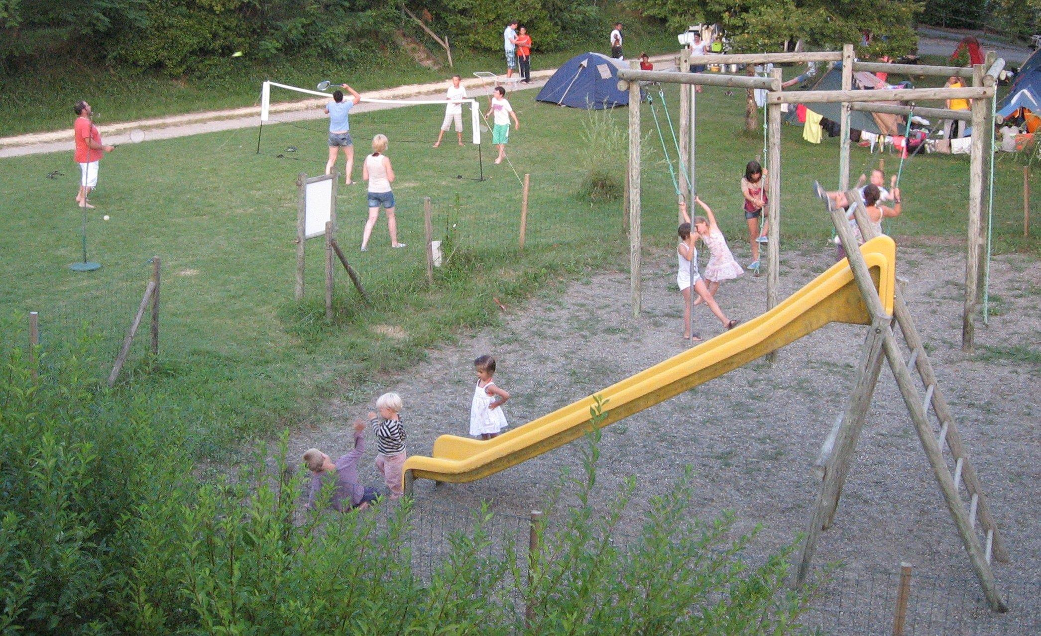 Sport activities Camping Du Lac - Marciac