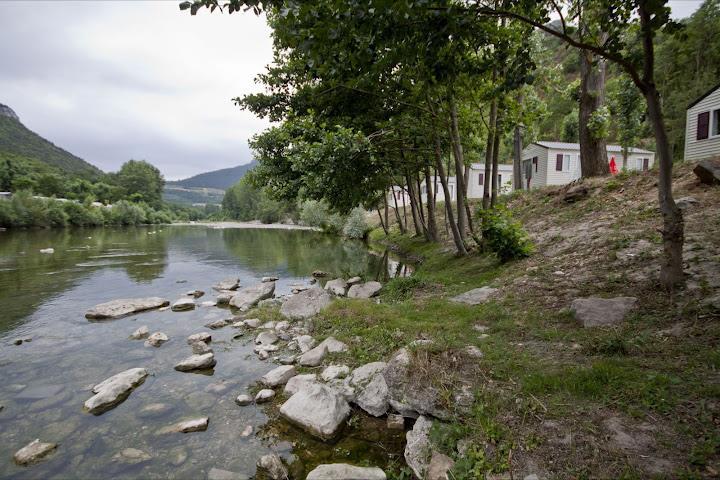 Camping de l'Auberge, Mostuéjouls, Aveyron